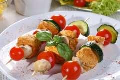 Вкусные рецепты: Пирог с рыбой, Виноград солёный, Хитчины кабардинские